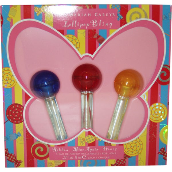 Mariah Carey Lollipop Bling Women's 3-piece Mini Gift Set