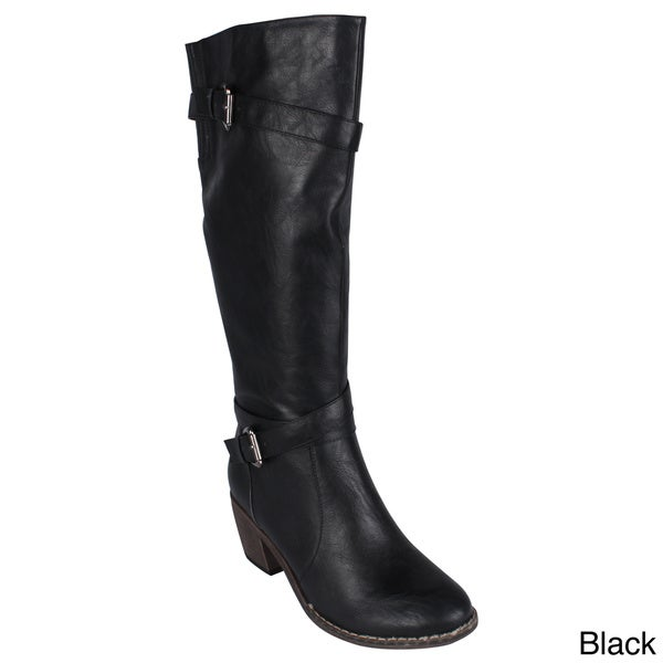 Reneeze 'ABBA-11' Women's Riding Boots