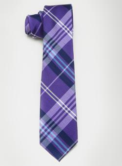 Ben Sherman Lewis Plaid Wardrobe Tie