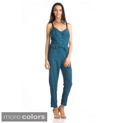 Stanzino Women's Hearts Jumpsuit