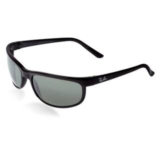 Ray-Ban Men's Predator 2 Glossy Black Sunglasses