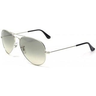 Ray-Ban Men's RB3025 Large Aviator Grey Sunglasses