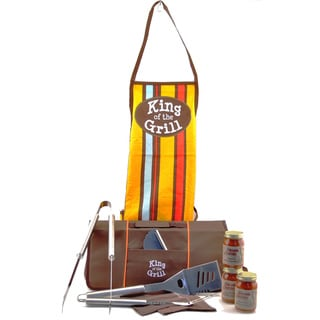 King Of The Grill Gift Set