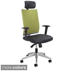 Safco Tez Manager Chair/ Headrest