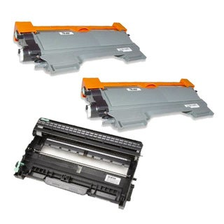 Brother TN450 Compatible Black Toner Cartridges / DR420 Compatible Drum Units (Pack of 3)