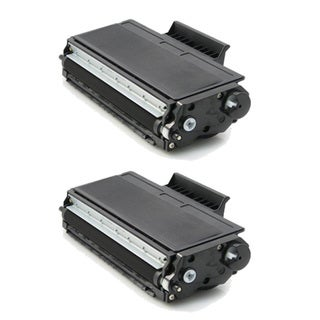 Brother TN550, TN580 Compatable Black Toner (Pack of 2)
