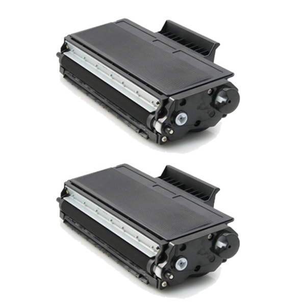 Brother TN550, TN580 Compatable Black Toners (Pack of 2)