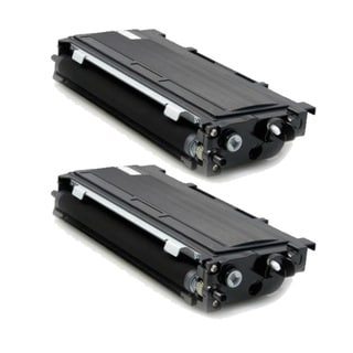 Brother TN350 Compatible Black Toner Cartridges (Pack of 2)