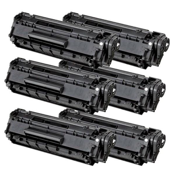 Canon 104 (0263B001A) Compatible Black Toner Cartridges (Pack of 6)