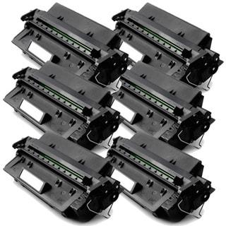 HP C4096A Black Remanufactured Toner (Pack of 6)