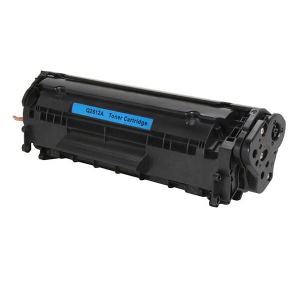 HP Q2612A (12A) Black Compatible Laser Toner Cartridge