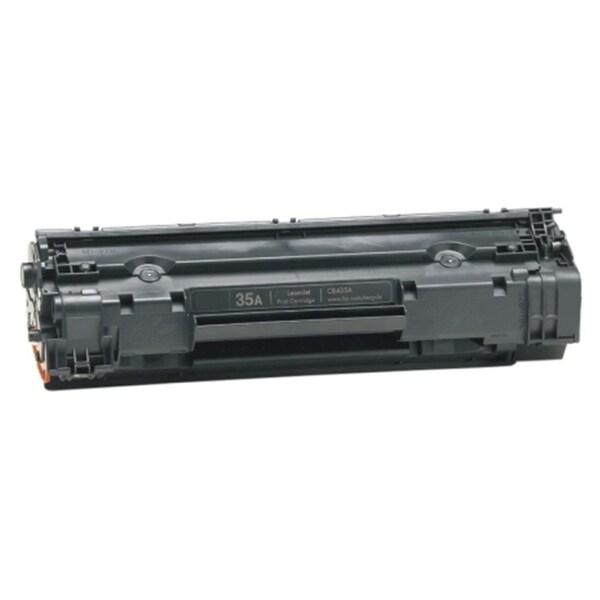 HP CB435A (35A) Black Compatible Laser Toner Cartridge