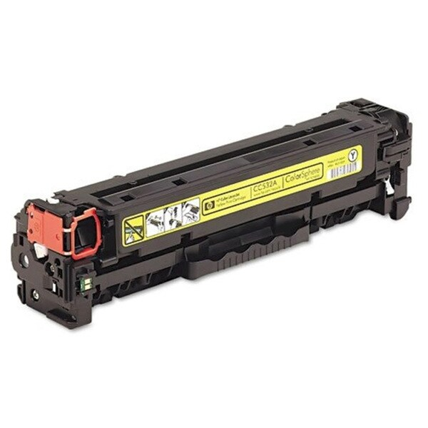 HP CC532A (304A) Yellow Compatible Laser Toner Cartridge
