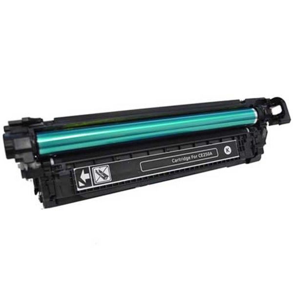 HP CE250X (504X) High Yield Black Compatible Laser Toner Cartridge