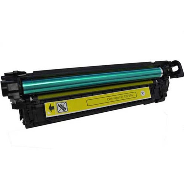 HP CE252A (504A) Yellow Compatible Laser Toner Cartridge