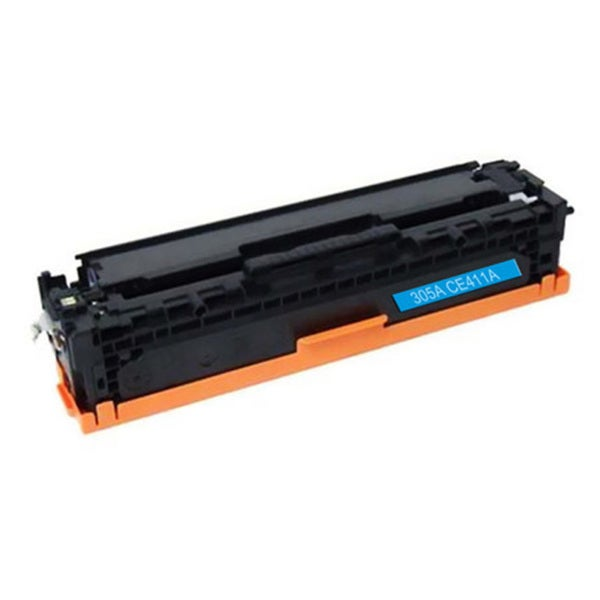 HP CE411A (305A) Cyan Laser Toner Cartridge