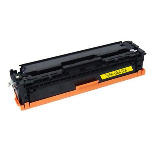 HP CE412A (305A) Yellow Laser Toner Cartridge