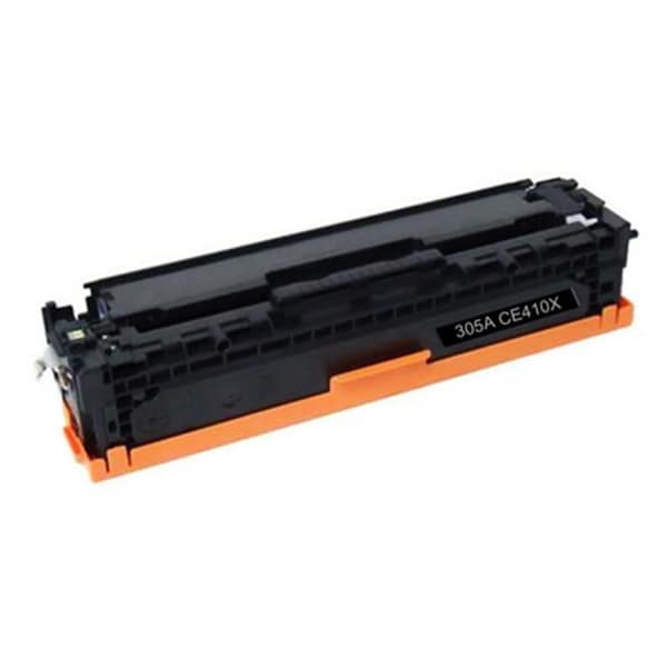 HP CE410X (305X) Black Laser Toner Cartridge