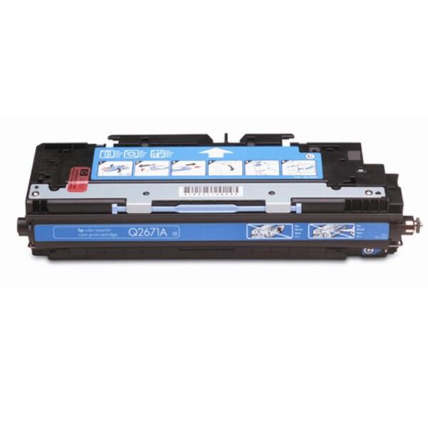 HP Q2671A (309A) Cyan Compatible Laser Toner Cartridge
