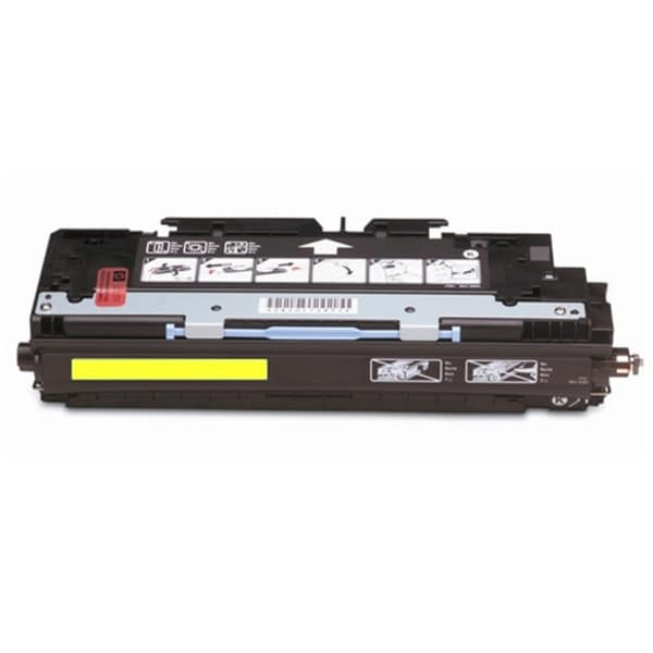 HP Q2672A (309A) Yellow Compatible Laser Toner Cartridge