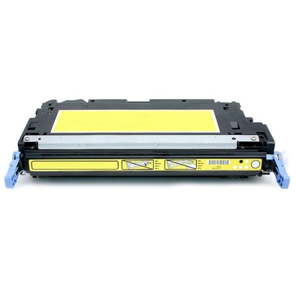 HP Q6472A (501A) Yellow Compatible Laser Toner Cartridge