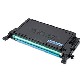 Samsung CLT-C609S Cyan Compatible Laser Toner Cartridge for CLP-770ND