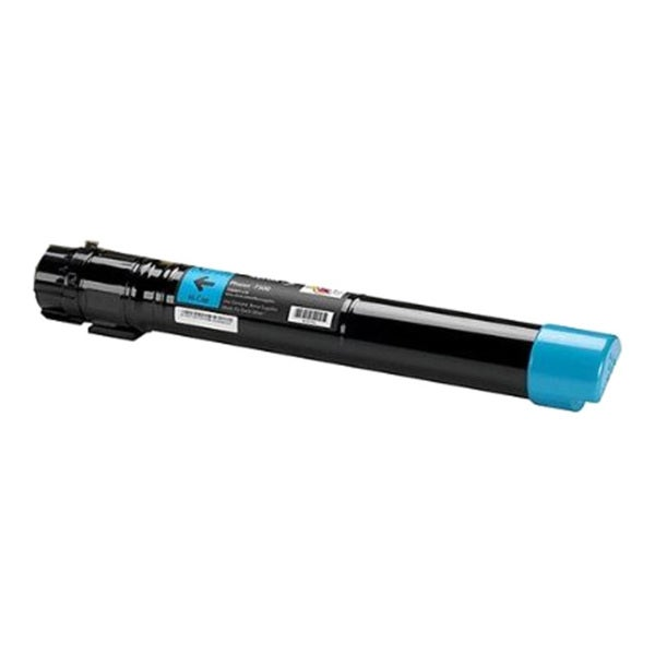 Xerox 7500 (106R01436) Cyan Compatible High Capacity Laser Toner Cartridge
