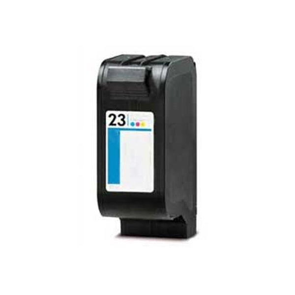 HP C1823D (HP 23) Tri-Color Compatible Ink Cartridge