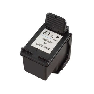 HP CH563WN (HP 61XL) High-Yield Black Compatible Ink Cartridge