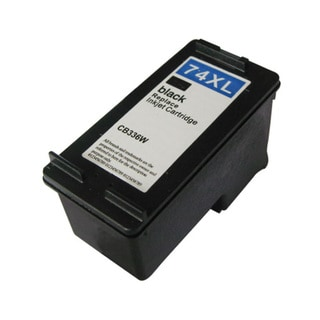 HP CB336WN (HP 74XL) Black High-Yield Compatible Ink Cartridge