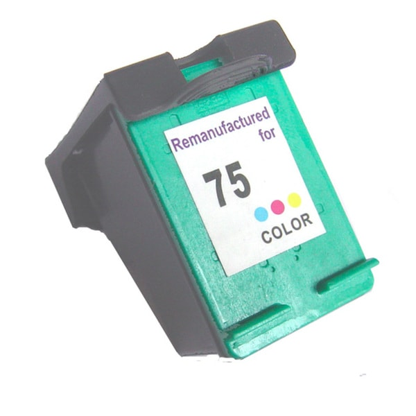 HP CB337WN (HP 75) Tri-Color Compatible Ink Cartridge