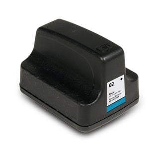 HP 02 (C8721WN) Black Ink Cartridge