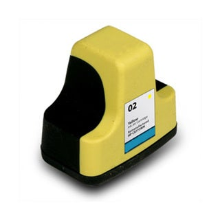 HP 02 (C8773WN) Yellow Ink Cartridge
