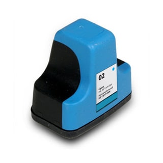 HP 02 (C8771WN) Cyan Ink Cartridge
