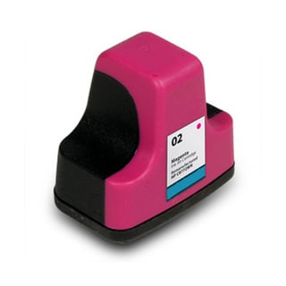 HP 02 (C8772WN) Magenta Ink Cartridge