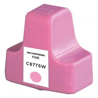 HP 02 (C8775WN) Light Magenta Ink Cartridge