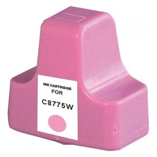 Remanufactured HP 02 C8775WN Light Magenta Ink Cartridge
