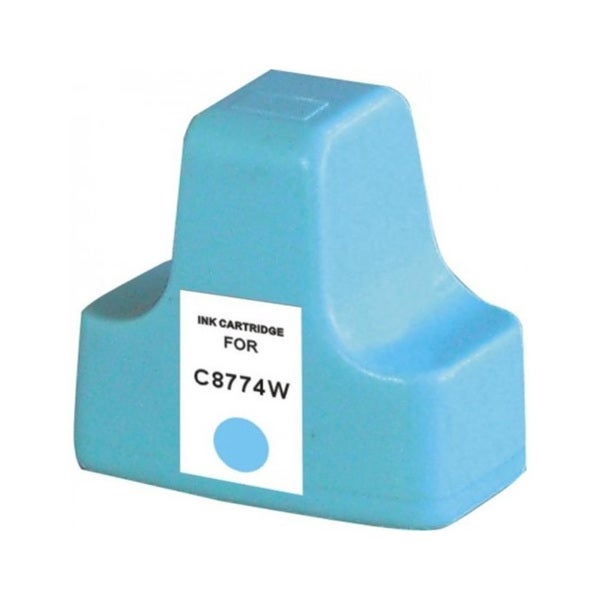 HP 02 (C8774WN) Light Cyan Ink Cartridge
