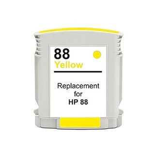 HP 88 (C9388AN) Yellow Compatible Ink Cartridge