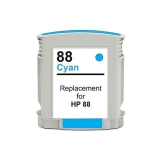HP 88 (C9391AN) Cyan Compatible Ink Cartridge