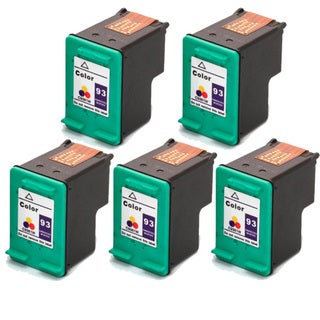 HP 93 (C9361WN) Cyan Compatible Ink Cartridge (Pack of 5)