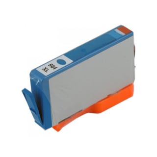 HP 564XL (CB323WN) Cyan High-Yield Compatible Ink Cartridge