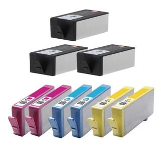 HP 920XL Compatible Ink Cartridge (Pack of 9)
