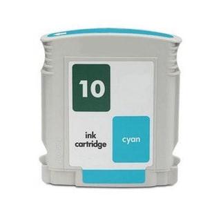 HP 10 (C4841A) Cyan High Yield Compatible Ink Cartridge