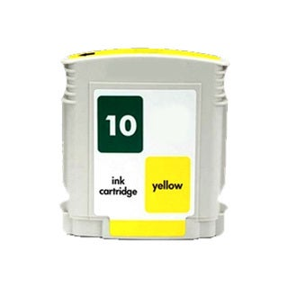 HP 10 (C4842A) Yellow High Yield Compatible Ink Cartridge