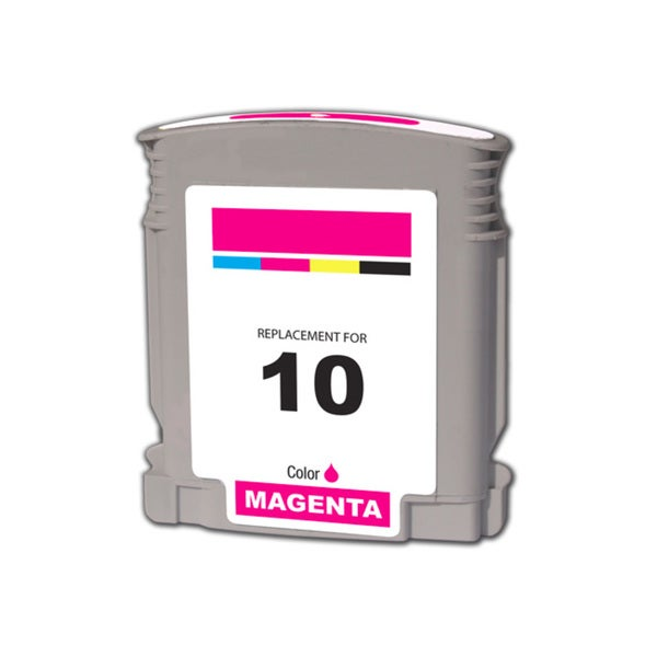 HP 10 (C4843A) Magenta High Yield Compatible Ink Cartridge