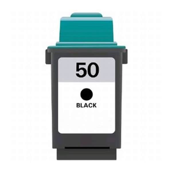 Lexmark #50 (17G0050) Black Compatible Ink Cartridge