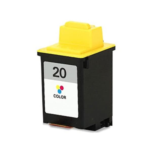Lexmark #20 (15M0120) Color Compatible Ink Cartridge