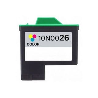 Lexmark #26 (10N0026) Color Compatible Ink Cartridge