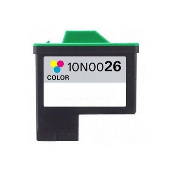 Lexmark #26 (10N0026) Color Compatible Ink Cartridge